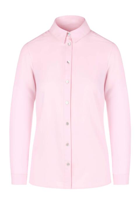 Classic warm handle blouse