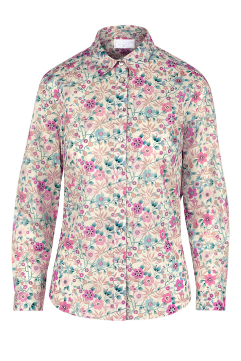 Liberty print blouse
